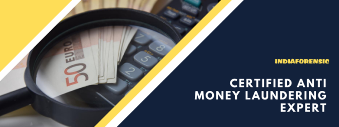 certified anti money laundering