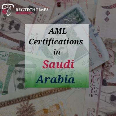 aml certification in saudi arabia