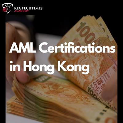 aml certification in hong kong
