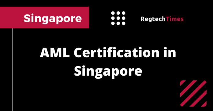 singapore money laundering